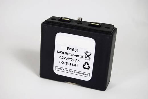 Jóminőségű akkucsomag a Bosch HFG 85, HFG 89, HFG 165, HFG 169, HFG 455 és HFG 459 rádiókészülékhez