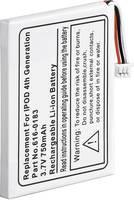 AKKU IPOD PHOTO/ IPOD 4.GEN, 750 MAH Conrad energy