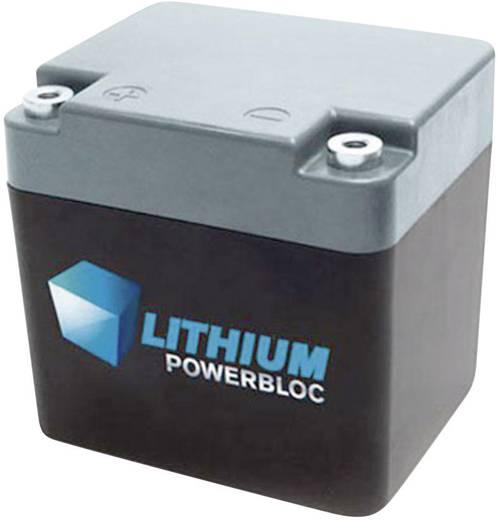 Lítium Powerbloc, 5,5 Ah 13.2 V 5500 mAh (H x Sz x Ma) 99 x 82 x 95 mm