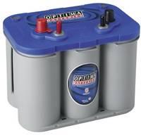 Ólomakku 12 V 55 Ah Optima Batteries BTDC4.2 8162530008882 Ólomzselés (AGM) 254 x 200 x 175 mm M5 csavaros csatlakozó (8162530008882) Optima Batteries