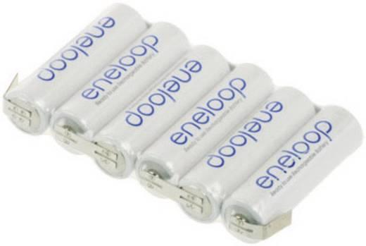Eneloop akku pack, 7,2V, ULF 2000mAh, 87x14,5x50,5 mm