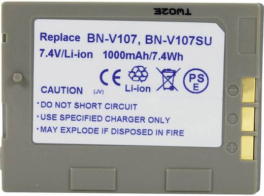 BN-V107 JVC kamera akku 7,2 V 650 mAh, Conrad energy