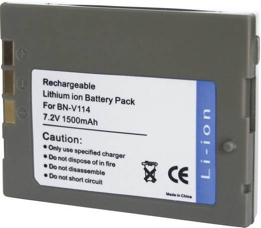 BN-V114 JVC kamera akku 7,2 V 1400 mAh, Conrad energy