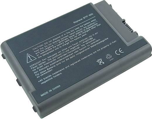 Litium ion laptop akkumulátor Acer 4400 mAh 14,8V Beltrona 252173
