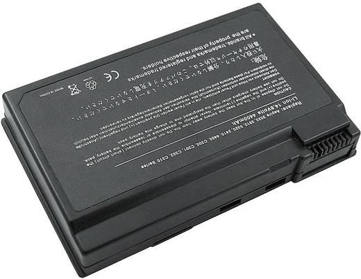 Litium ion laptop akkumulátor Acer 4400 mAh 14,8V Beltrona 252176
