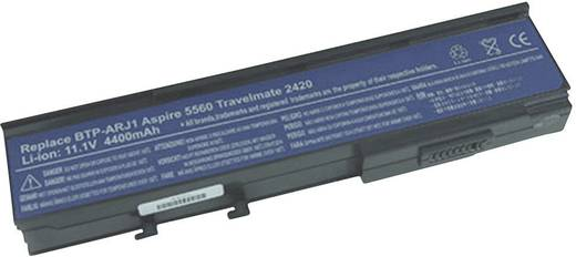 Litium ion laptop akkumulátor Acer 4400 mAh 11,1V Beltrona 252177