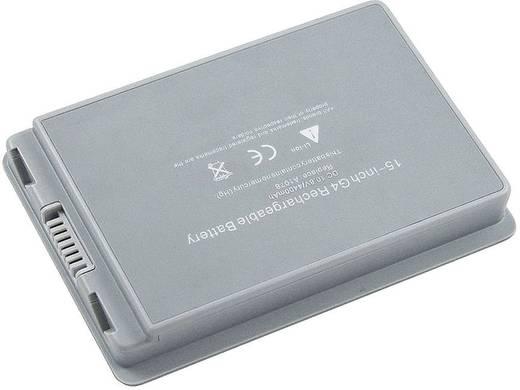 Apple PowerBook G4 Litium ion akkumulátor 4400mAh 10,8V Beltrona 252205