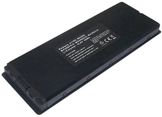 Notebook akku Beltrona Eredeti akku: A1185,MA561,MA561FE/A,MA561G/A,MA561J/A 10.8 V 5600 mAh