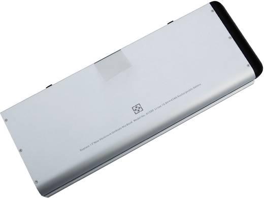 Notebook akku Beltrona Eredeti akku: A1281,MB772,MB772*/A,MB772J/A,MB772LL/A 10.8 V 4600 mAh