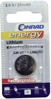 CR2032 ML2032 gombakku lítium, 3 V 65 mAh, Conrad Energy CR2032 Conrad energy