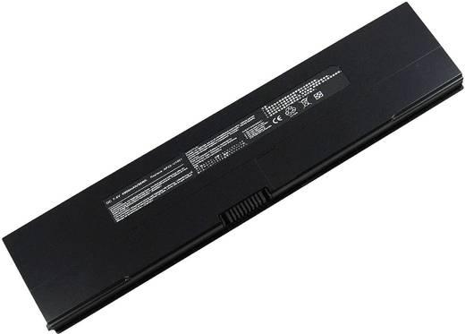 Notebook akku Beltrona Eredeti akku: AP22-U1001 7.4 V 4400 mAh