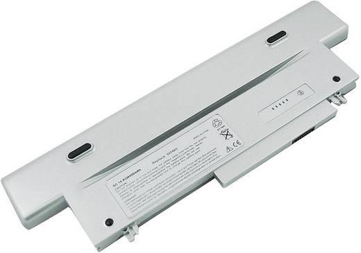 Litium ion laptop akkumulátor Dell típusokhoz 4400 mAh 14,8V Beltrona 252258
