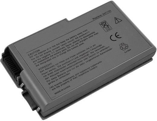 Litium ion laptop akkumulátor Dell típusokhoz 5200 mAh 11,1V Beltrona 252259