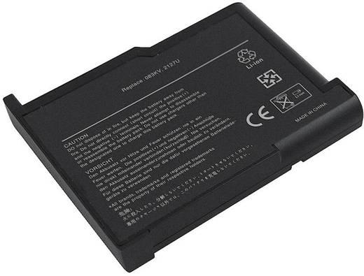 Litium ion laptop akkumulátor Dell típusokhoz 6600 mAh 11,1V Beltrona 252276