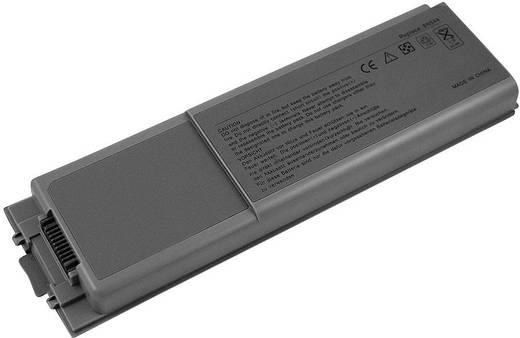 Litium ion laptop akkumulátor Dell típusokhoz 6600 mAh 11,1V Beltrona 252286