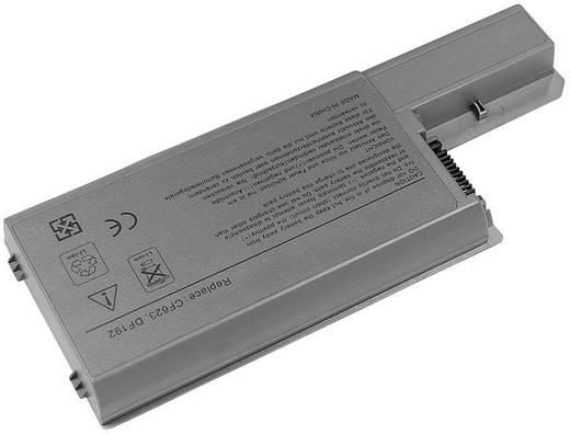 Litium ion laptop akkumulátor Dell típusokhoz 4400 mAh 11,1V Beltrona 252289