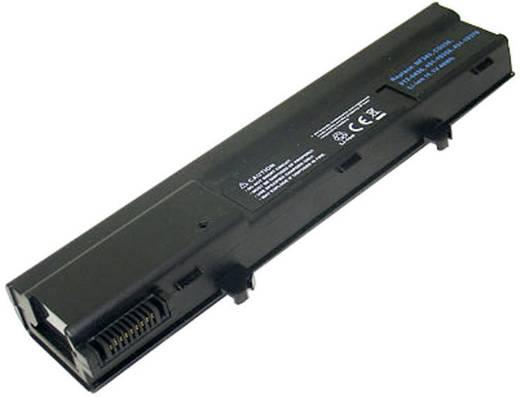 Litium ion laptop akkumulátor Dell típusokhoz 4400 mAh 11,1V Beltrona 252292