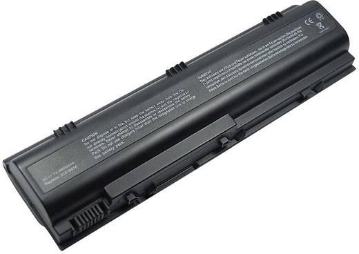 Litium ion laptop akkumulátor Dell típusokhoz 8800 mAh 11,1V Beltrona 252296