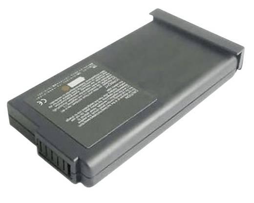 Litium ion laptop akkumulátor Compaq típusokhoz 4400 mAh 14,4V Beltrona 252330