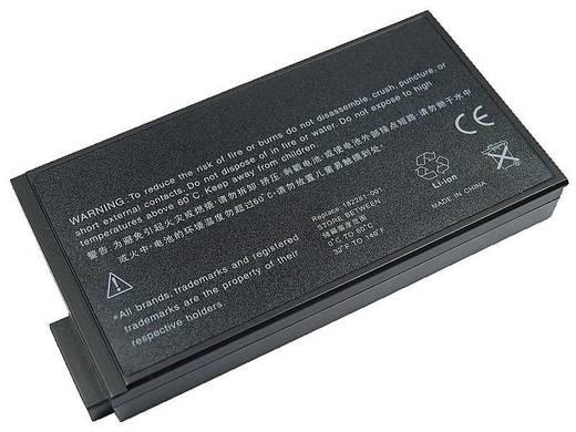 Litium ion laptop akkumulátor Compaq típusokhoz 4400 mAh 14,4V Beltrona 252331
