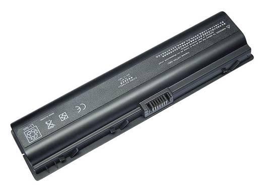 Litium ion laptop akkumulátor HP típusokhoz 4400 mAh 10,8V Beltrona 252347