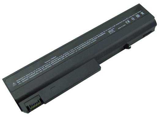Litium ion laptop akkumulátor HP, Compaq típusokhoz 4400 mAh 10,8V Beltrona 252365