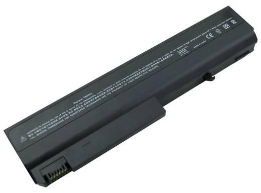Litium ion laptop akkumulátor HP, Compaq típusokhoz 6600 mAh 10,8V Beltrona 252366