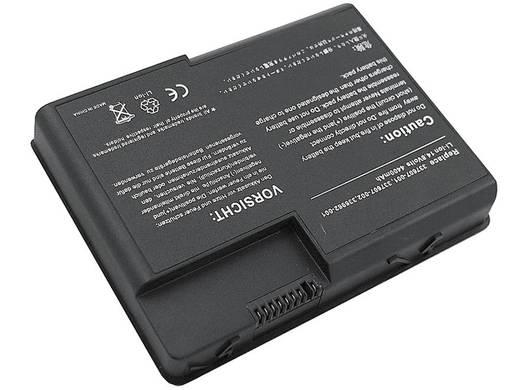 Litium ion laptop akkumulátor HP, Compaq típusokhoz 4400 mAh 14,8V Beltrona 252371