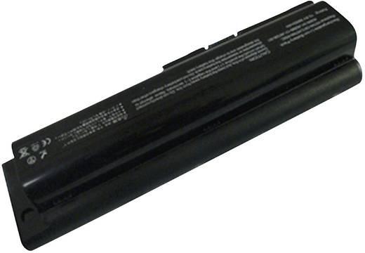 Litium ion laptop akkumulátor HP, Compaq típusokhoz 10400 mAh 10,8V Beltrona 252381