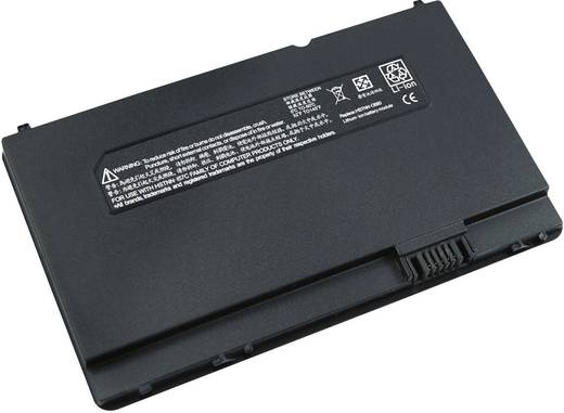 Litium ion laptop akkumulátor Compaq típusokhoz 4400 mAh 11,1V Beltrona 252389
