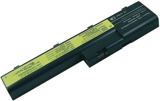 Litium ion laptop akkumulátor IBM típusokhoz 6600 mAh 10,8V Beltrona 252398