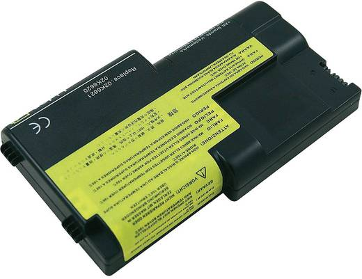 Litium ion laptop akkumulátor IBM típusokhoz 4400 mAh 10,8V Beltrona 252404