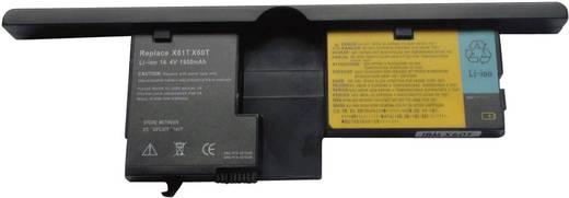 Akku a Thinkpad Lenovo X60/X51-hoz, táblagéphez, 2200 mAh