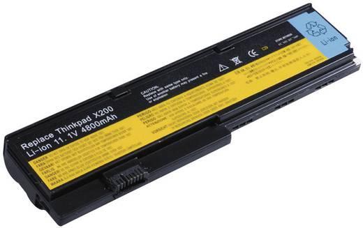 Litium ion laptop akkumulátor IBM és Lenovo típusokhoz 4400 mAh 10,8V Beltrona 252426