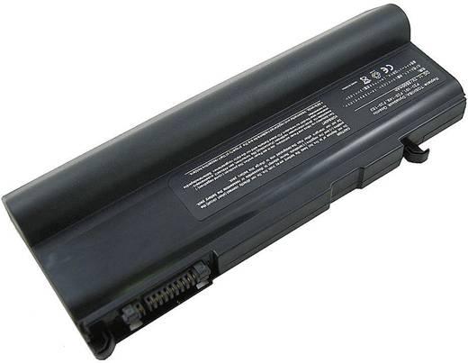 Litium ion laptop akkumulátor Toshiba típusokhoz 8800 mAh 10,8V Beltrona 252460