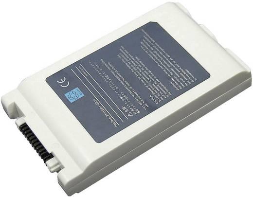 Litium ion laptop akkumulátor Toshiba típusokhoz 4400 mAh 10,8V Beltrona 252462