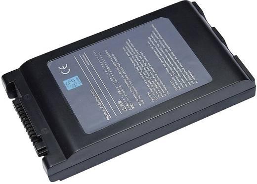 Litium ion laptop akkumulátor Toshiba típusokhoz 4400 mAh 10,8V Beltrona 252463