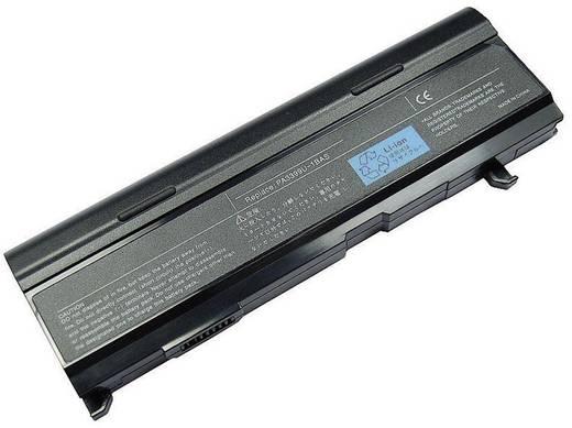 Litium ion laptop akkumulátor Toshiba típusokhoz 6600 mAh 10,8V Beltrona 252472
