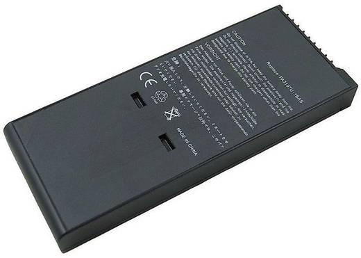 Litium ion laptop akkumulátor Toshiba típusokhoz 4400 mAh 10,8V Beltrona 252475