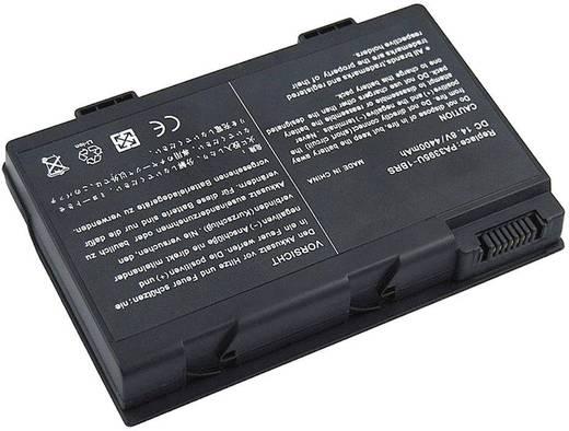 Notebook akku Beltrona Eredeti akku: PA3395U-1BRS,PA3421U-1BRS 14.4 V 4400 mAh