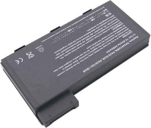 Notebook akku Beltrona Eredeti akku: PA2451URN,PA2510,PA2510U,PA2510UR,PA3010U-1BAR 10.8 V 4400 mAh
