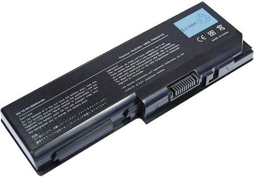 Notebook akku Beltrona Eredeti akku: PA3536U-1BRS,PA3537U-1BAS,PA3537U-1BRS,PABAS100,PABAS101 10.8 V 7800 mAh