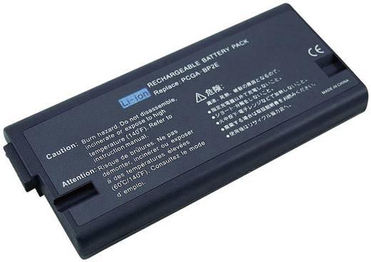 Notebook akku Beltrona Eredeti akku: PCGA-BP2E,PCGA-BP2EA,VGP-BP2EA 11.1 V 4400 mAh