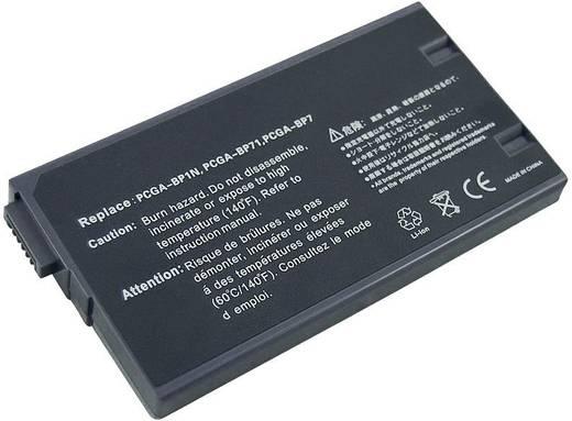 Notebook akku Beltrona Eredeti akku: PCGA-BP1N,PCGA-BP7,PCGA-BP71,PCGA-BP71A,PCGA-BP71AUC,PCGA-BP71CE7 14.8 V 4400 mAh