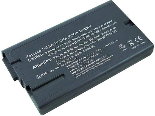 Notebook akku Beltrona Eredeti akku: PCGA-BP2NX,PCGA-BP2NY 14.8 V 4400 mAh