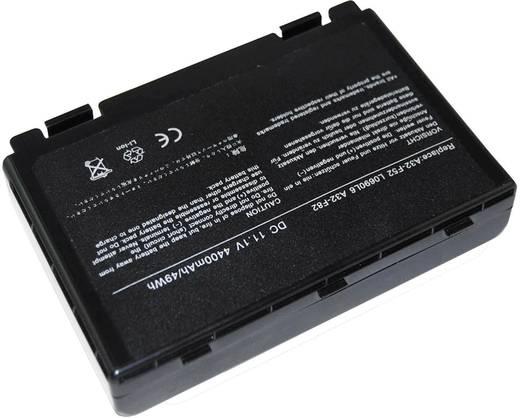 Notebook akku Beltrona Eredeti akku: A32-F82,A32-F52,L0690L6,L0A2016 11.1 V 4400 mAh
