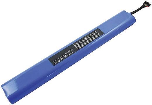 Litium ion laptop akkumulátor Clevo típusokhoz 4400 mAh 14,8V Beltrona 252567