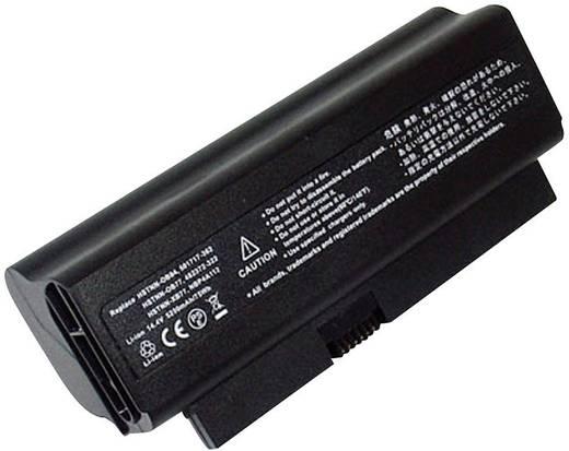 Litium ion laptop akkumulátor HP típusokhoz 5200 mAh 14,4V Beltrona 252572