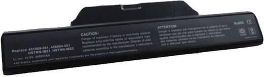 Litium ion laptop akkumulátor HP, Compaq típusokhoz 4400 mAh 10,8V Beltrona 6720S