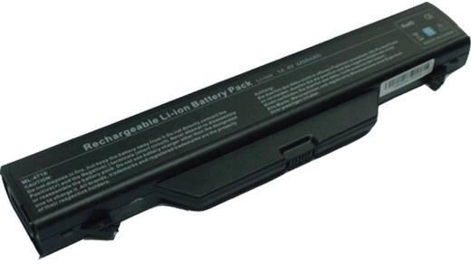 Litium ion laptop akkumulátor HP típusokhoz 4400 mAh 10,8V Beltrona 4510S